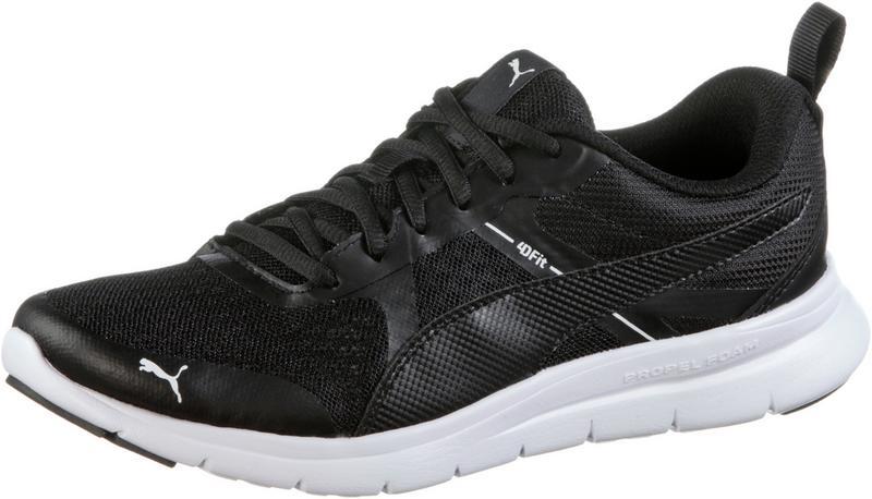 FLEX ESSENTIAL - Trainings-/Fitnessschuh - black/black