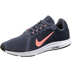 Nike DOWNSHIFTER 8 Laufschuhe Damen light-carbon-crimson-pulse-thunder-blue
