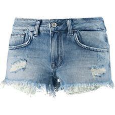 LTB Jeansshorts Damen sunnburn wash