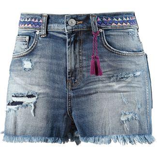 LTB Jeansshorts Damen mapelia wash