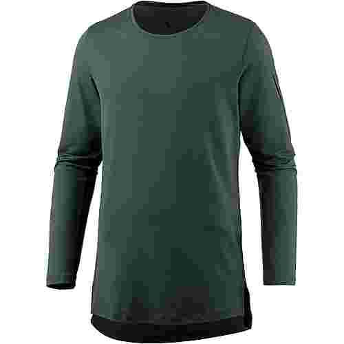 Nike Utility Funktionsshirt Herren vintagegreen-black