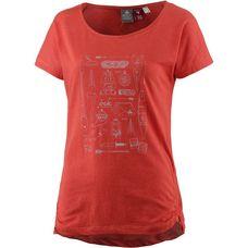 OCK Printshirt Damen rot
