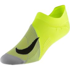 Nike Laufsocken volt-wolf grey-black