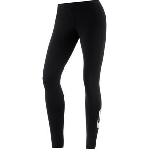 Nike Leg A See Leggings Damen black-white