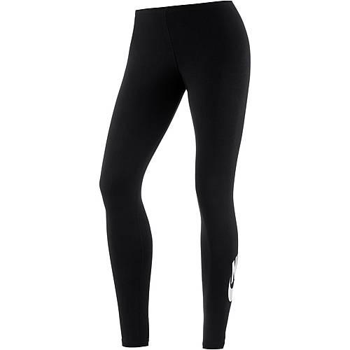Nike Leg A See Leggings Damen black-white