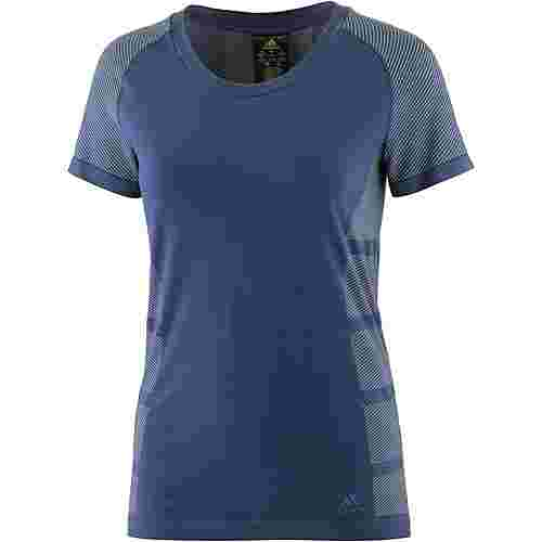 adidas Ultra Light Laufshirt Damen noble indigo
