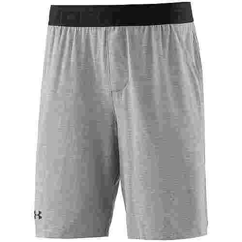 Under Armour TB12 Sleepwear Shorts Herren true-gray-heather