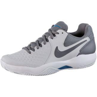 Nike NIKE AIR ZOOM RESISTANCE CLY Tennisschuhe Herren vast grey-gunsmoke blue