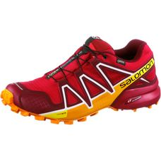 Salomon SPEEDCROSS 4 GTX® Laufschuhe Herren fiery-red-red-dalhia-bright-marigold