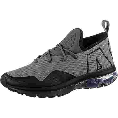 Nike Air Max Flair 50 Sneaker Herren dark grey-black-metallic silver