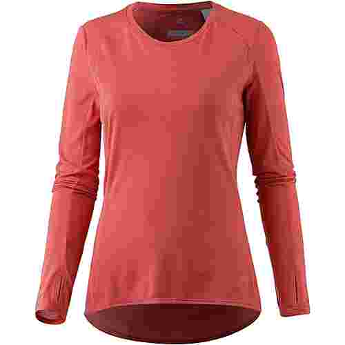 adidas Supernova Laufshirt Damen trace scarlet