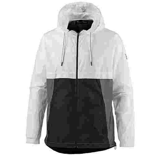 Under Armour Sportstyle Kapuzenjacke Herren white-black