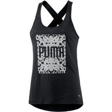 PUMA Essential Dri-Release Tanktop Damen puma black heather