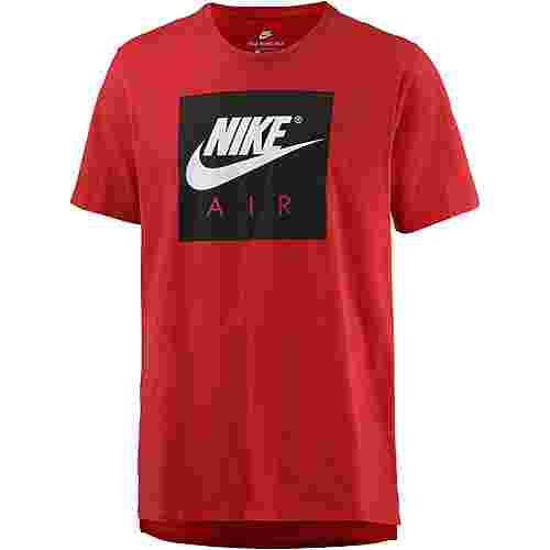 Nike T-Shirt Herren university red