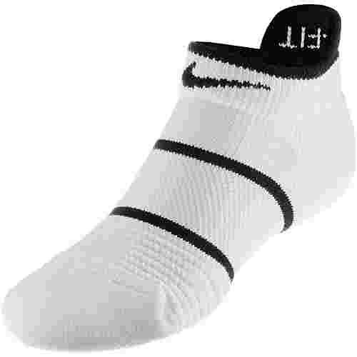 Nike No show Tennissocken white-black