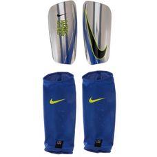 Nike Neymar Schienbeinschoner Herren chrome-volt-racer blue-black