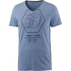 TOM TAILOR V-Shirt Herren english country