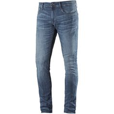G-Star 3301 Deconstructed Slim Fit Jeans Herren elto superstretch