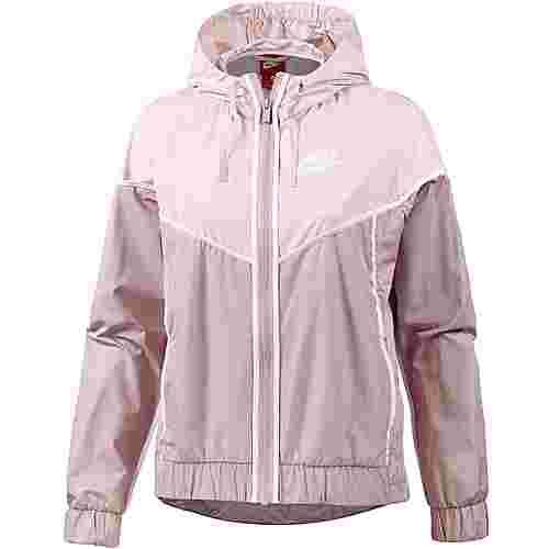 Nike NSW Windrunner Windbreaker Damen particlerose-barely