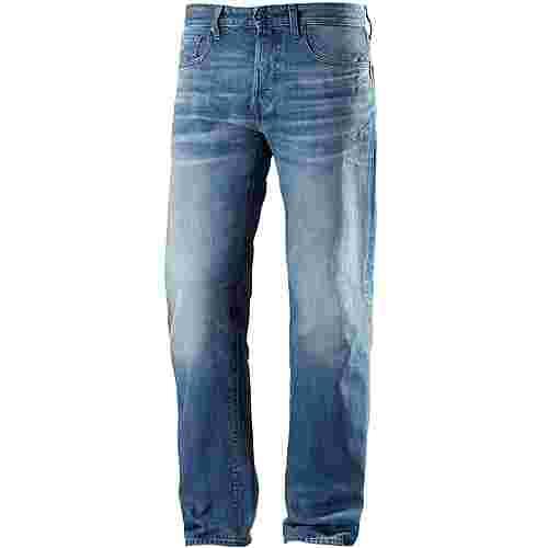 G-Star 3301 Loose Fit Jeans Herren fleck denim