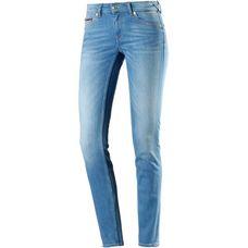 Tommy Jeans Skinny Fit Jeans Damen santa cruz stretch