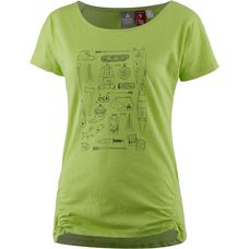 OCK Printshirt Damen grün
