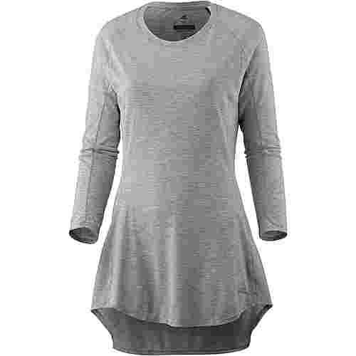 adidas Pure Laufshirt Damen medium grey heather