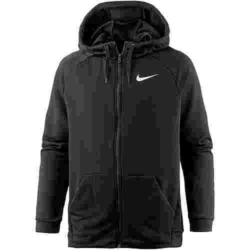 Nike Dry Trainingsjacke Herren black-white