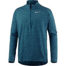 Nike DRY ELEMENT Laufshirt Herren blue-forcenoise-aquahtr-reflec