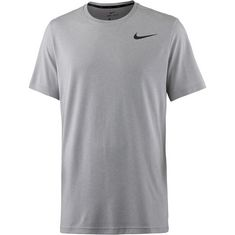 Nike Breathe Hyper Dry Funktionsshirt Herren vast-grey-atmosphere-grey-black