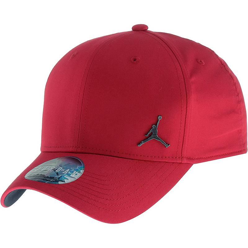 bf76384320c9b ... baseball cap adjustable 82fa6 27bb4 usa nike jordan clc99 metal jumpman  cap herren gym red 0281c 7f335 ...