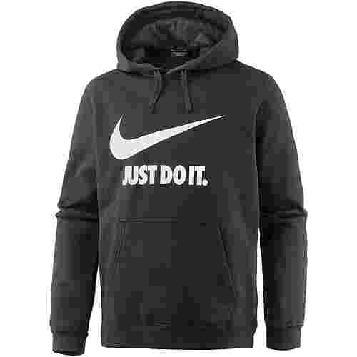 Nike NSW Hoodie Herren black-white