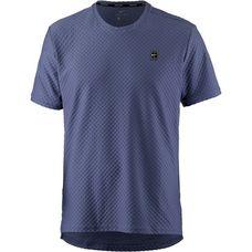 Nike Tennisshirt Herren blue recall-white