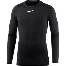 Nike Pro Compression Kompressionsshirt Herren black-cool-grey-white