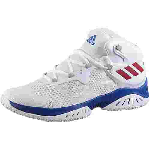 adidas Explosive Bounce Sneaker Herren ftwr white