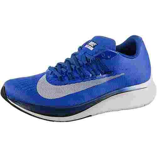 Nike ZOOM FLY Laufschuhe Damen hyper-royal-white-deep-royal-blue-black