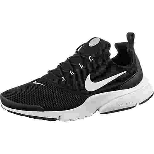 Nike PRESTO Sneaker Herren black-white-black