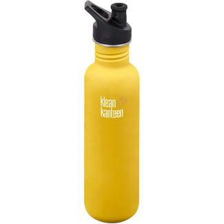 Klean Kanteen Classic Trinkflasche lemon curry