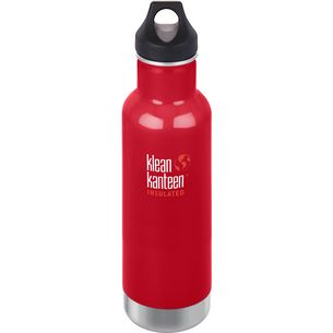 Klean Kanteen Classic Isolierflasche mineral red
