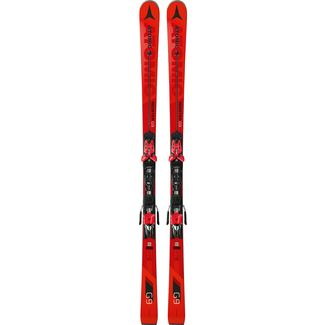 ATOMIC REDSTER G9 + X 12 TL R Race Carver Red