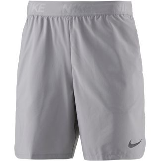 Nike Flex Funktionsshorts Herren atmosphere-grey-black