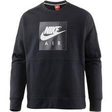 Nike CREW AIR FLC Sweatshirt Herren black