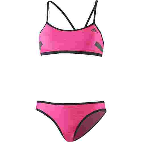 adidas Bikini Set Damen shock pink