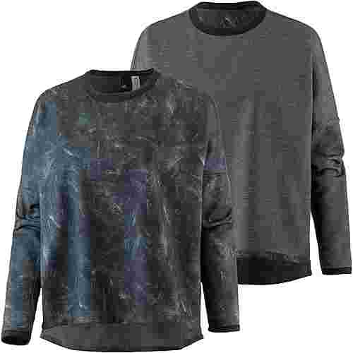 adidas ID Reversible Sweatshirt Damen black