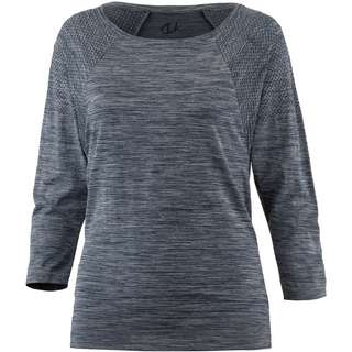 unifit Seamless Funktionsshirt Damen dunkelgrau
