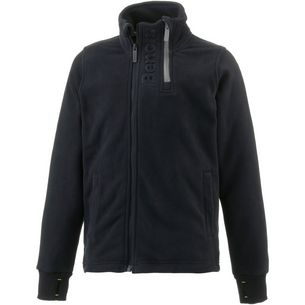 Bench Fleecejacke Kinder black beauty