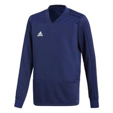 adidas Condivo 18 Player Fußballtrikot Kinder Dark Blue/White