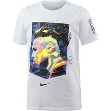 Nike Neymar T-Shirt Kinder white