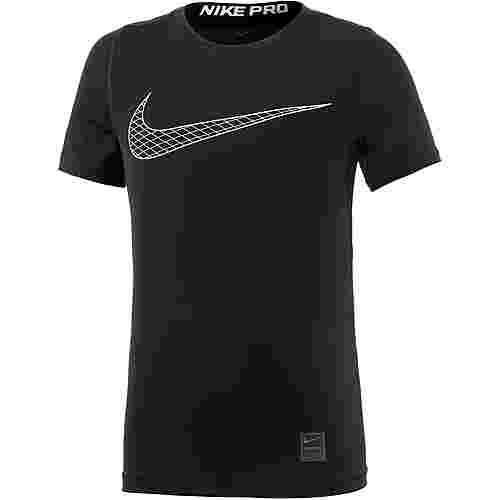 Nike Unterhemd Kinder black