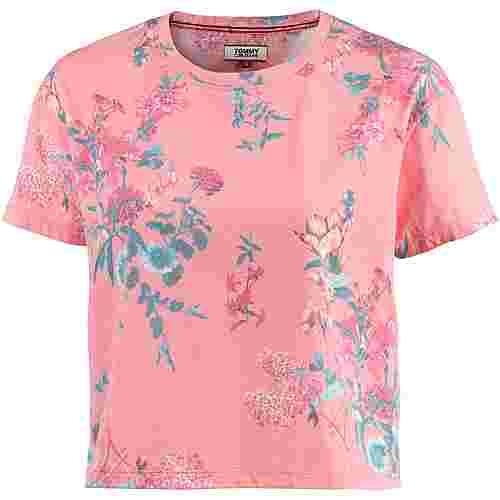 Tommy Jeans T-Shirt Damen FLORAL PRINT